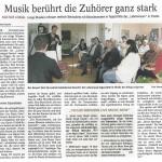 Tagesstätte Eltville: Junge Musiker erfreuen seelisch Behinderte