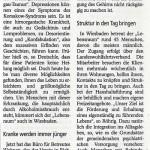 Betreutes Wohnen Wiesbaden Büroeinweihung