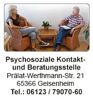 psychosoziale kontakt- und beratungsstelle